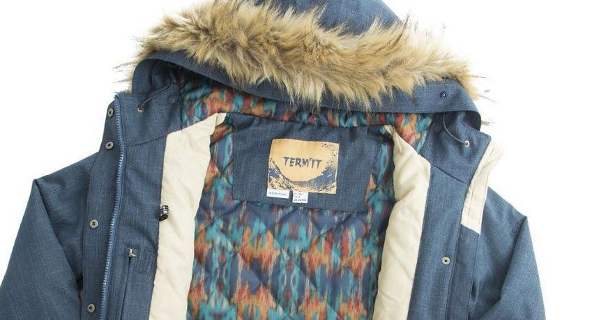 Утепленная куртка для сноуборда