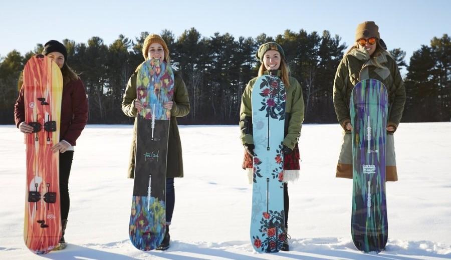 Как выбрать ростовку сноуборда