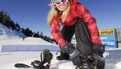 стрепы для сноуборда