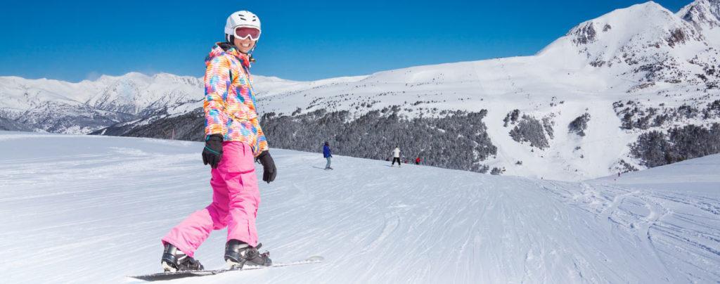 как установить крепления на сноуборд