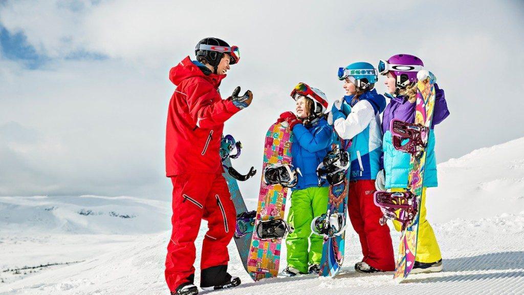 как выбрать сноуборд для новичка