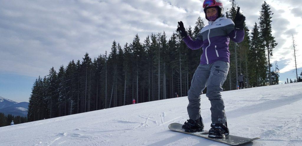 как правильно выбрать сноуборд для новичка