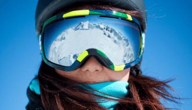 Как выбрать очки для горных лыж