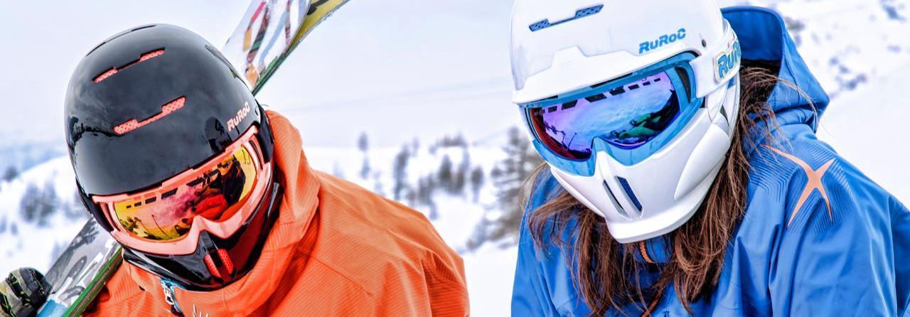 Как выбрать шлем для горных лыж
