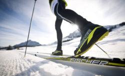 Типы лыжных креплений для беговых лыж